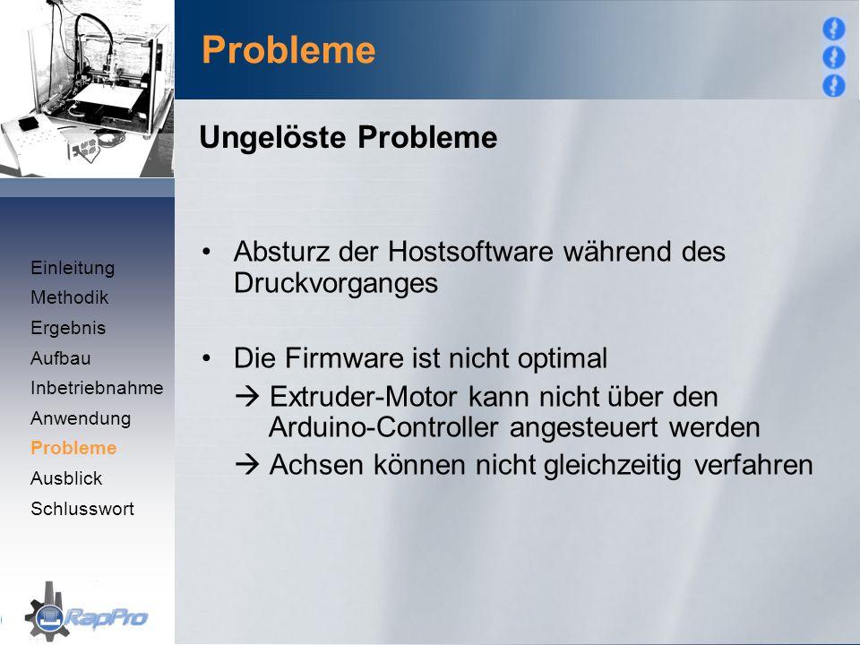 Probleme Ungelöste Probleme