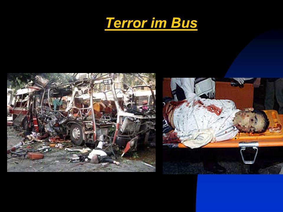 Terror im Bus