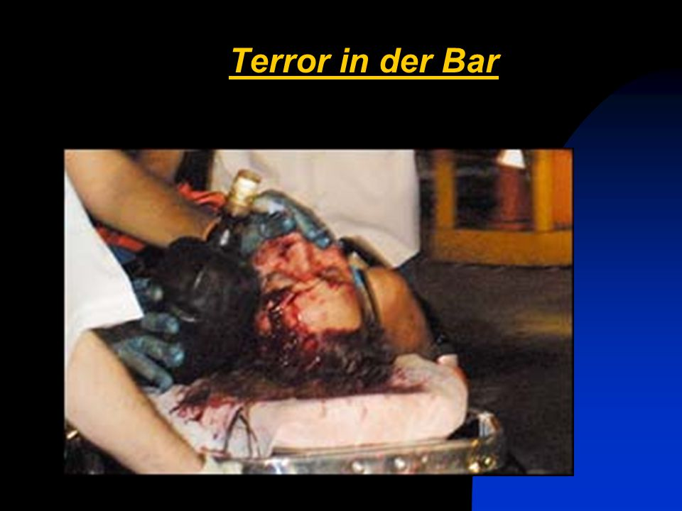 Terror in der Bar