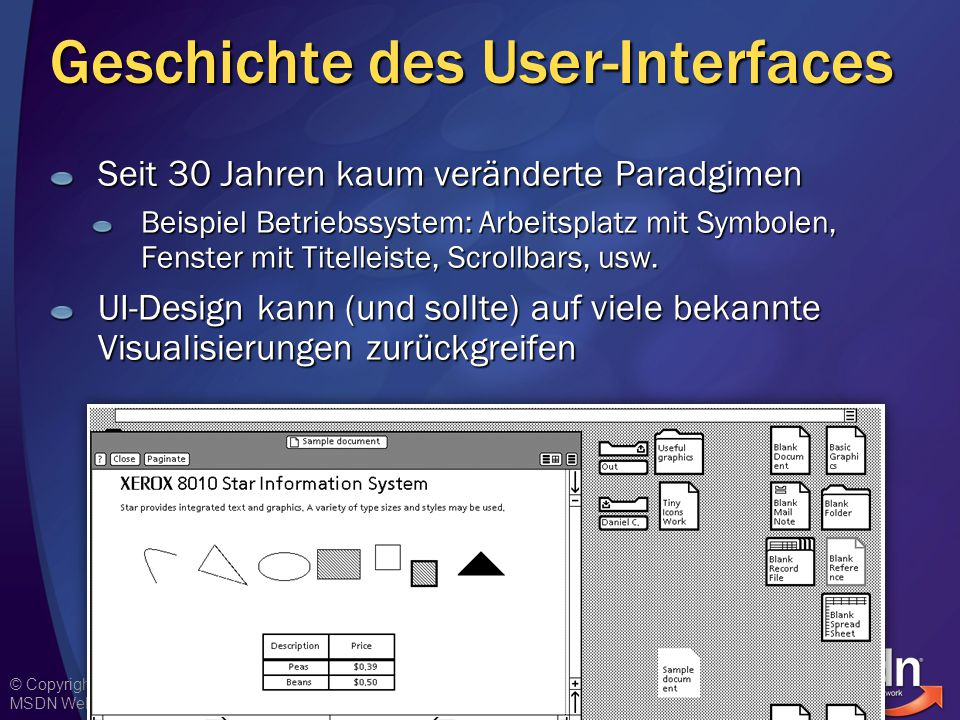 Geschichte des User-Interfaces