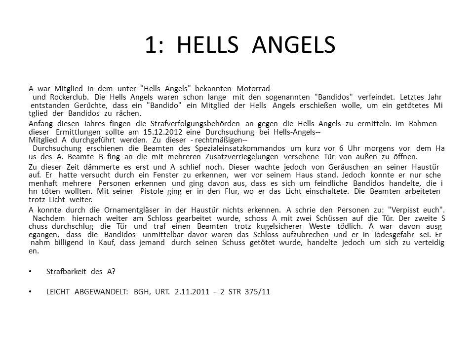 1: HELLS ANGELS