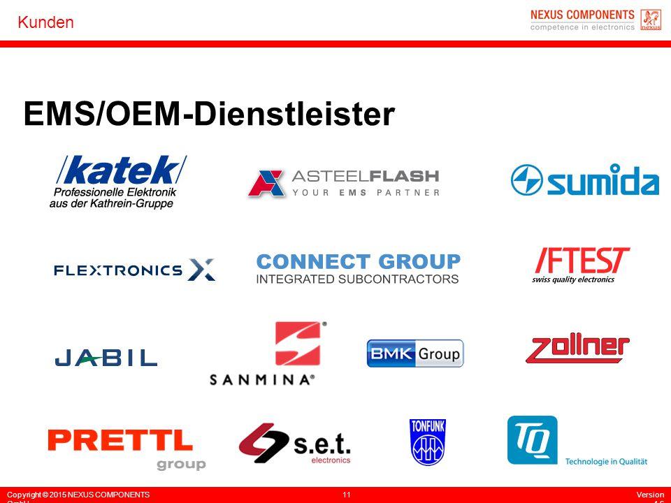 EMS/OEM-Dienstleister
