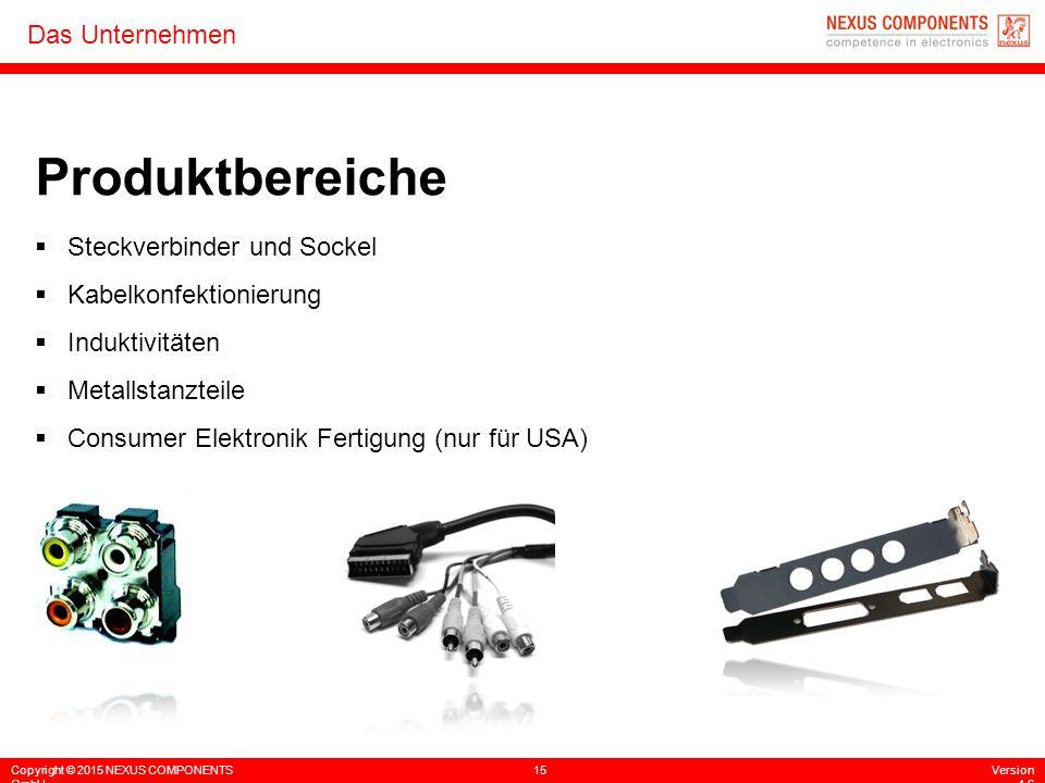 Produktbereiche Steckverbinder und Sockel Kabelkonfektionierung