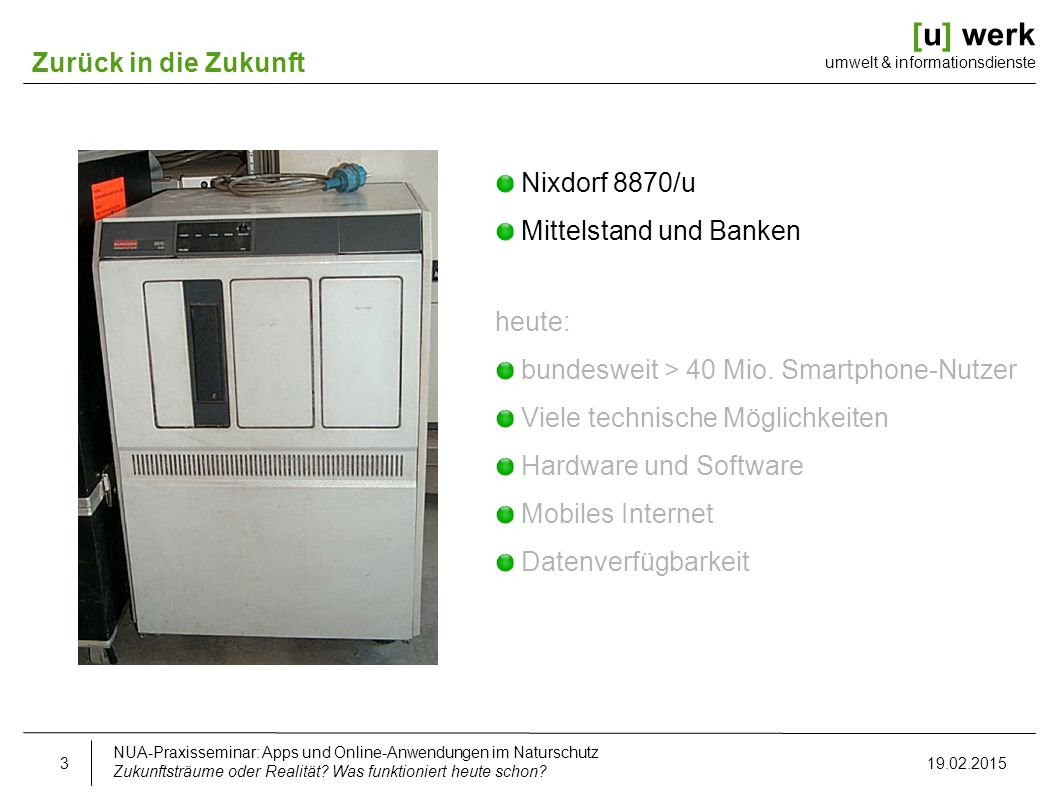 umwelt & informationsdienste