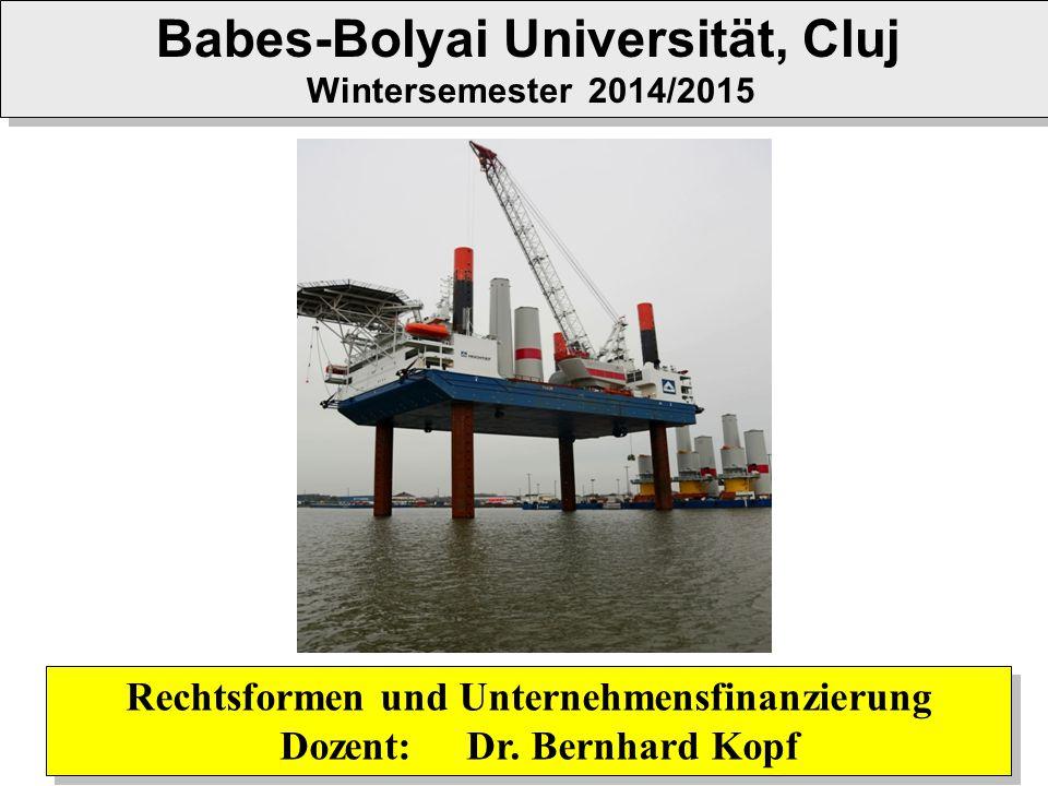 Babes-Bolyai Universität, Cluj