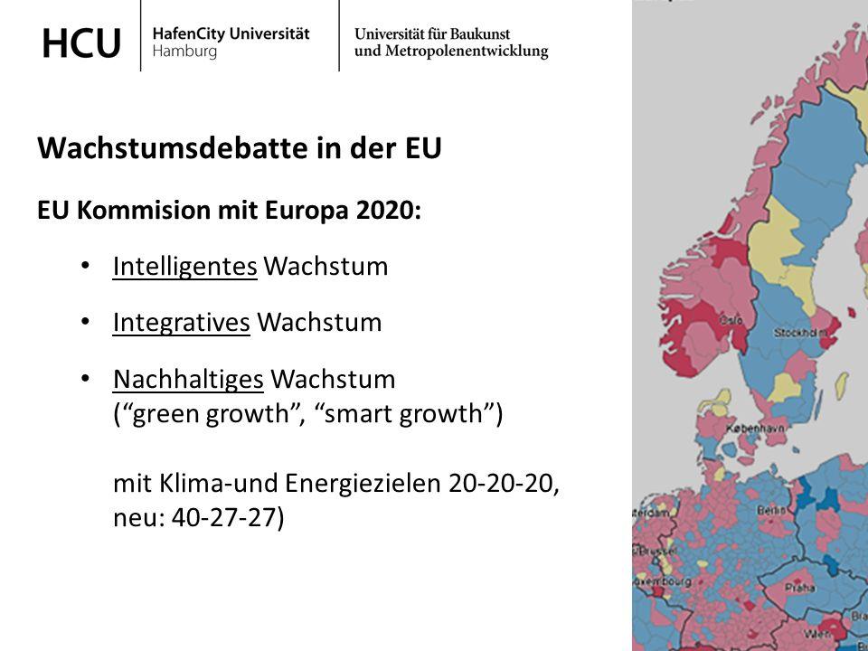 Wachstumsdebatte in der EU