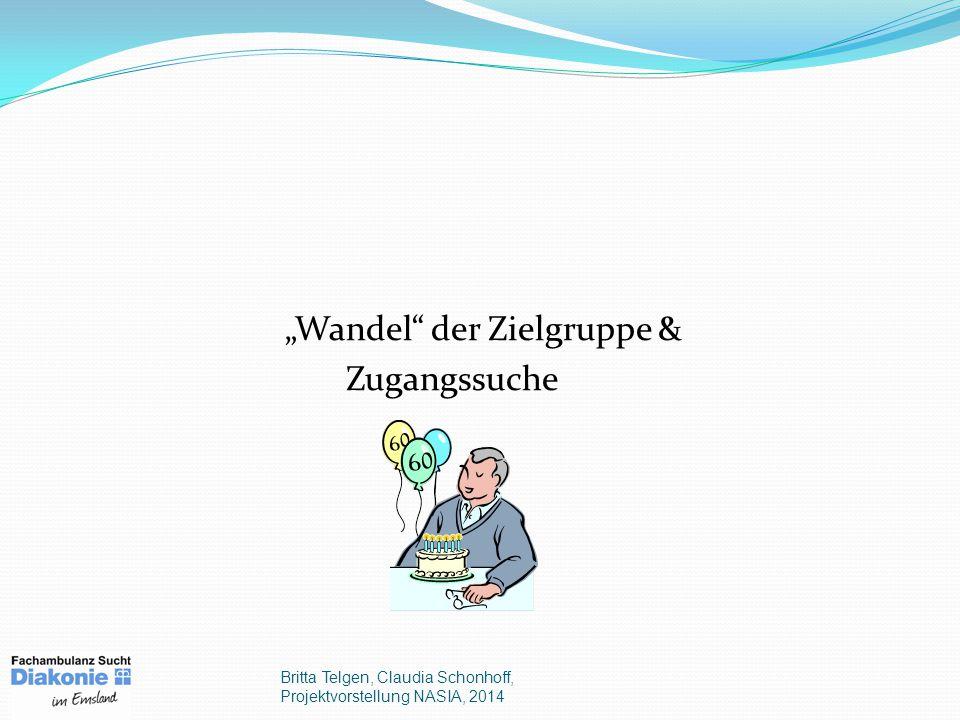 """Wandel der Zielgruppe & Zugangssuche"