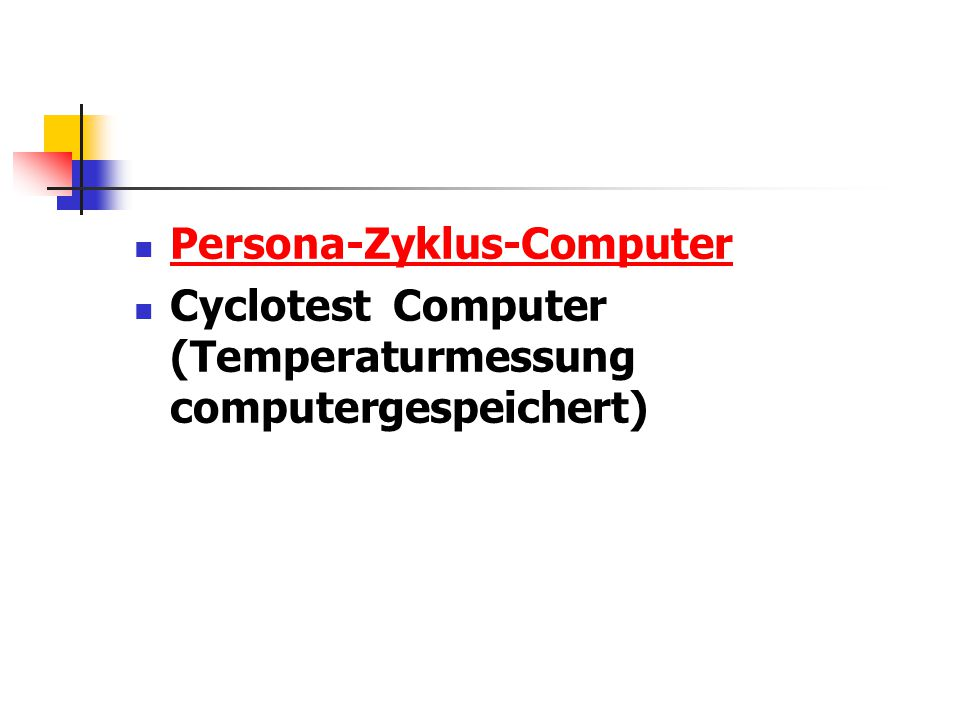 Persona-Zyklus-Computer