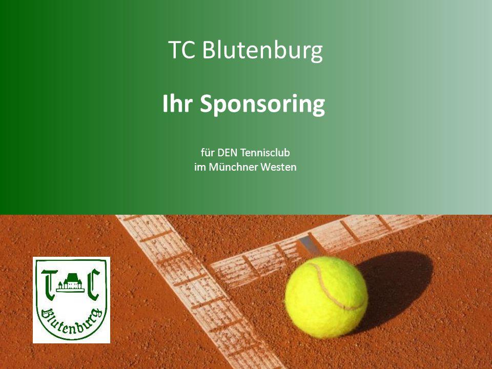 für DEN Tennisclub im Münchner Westen