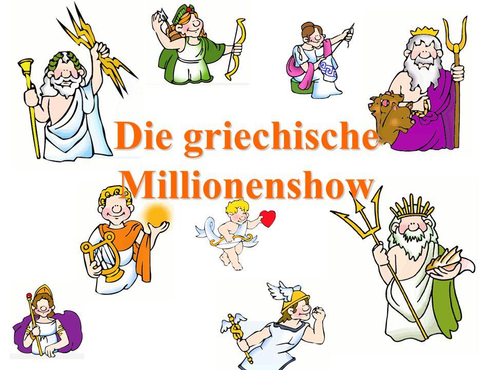 Die griechische Millionenshow