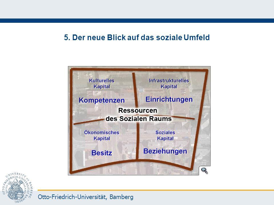 5. Der neue Blick auf das soziale Umfeld