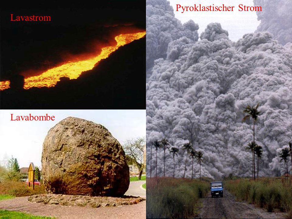 Pyroklastischer Strom