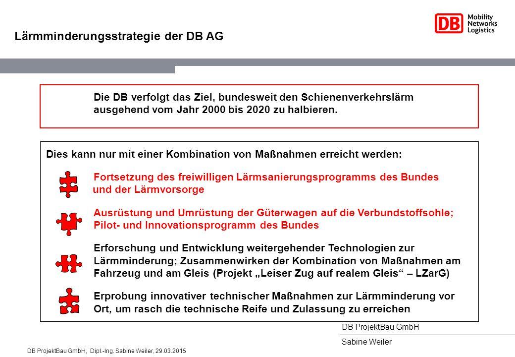 DB ProjektBau GmbH, Dipl.-Ing. Sabine Weiler, 09.04.2017