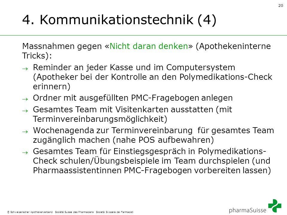 4. Kommunikationstechnik (4)