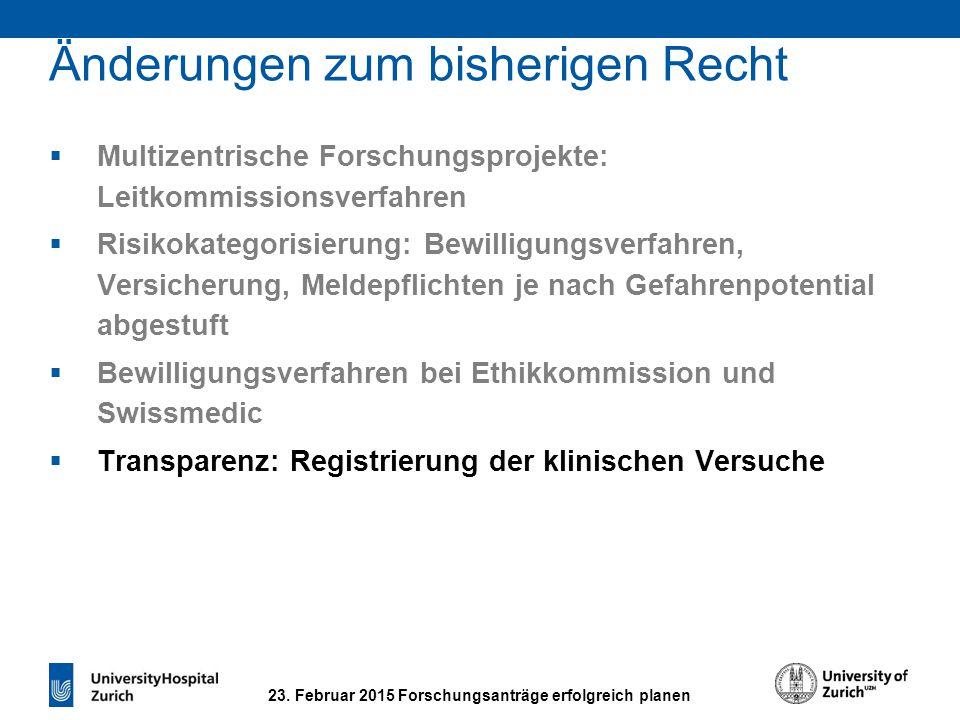Registrierfunktionen (Sponsor/Prüfperson)