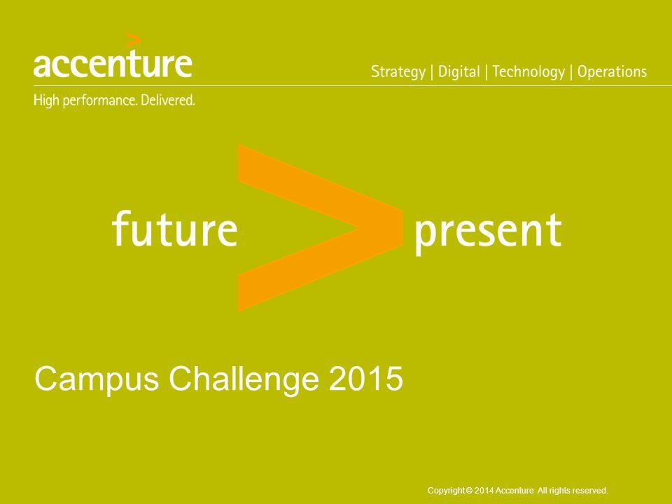 Campus Challenge 2015