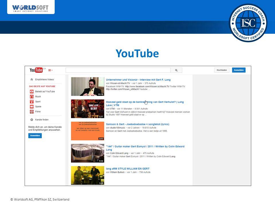 YouTube Sie erhalten von uns ein ausgereiftes Konzept…