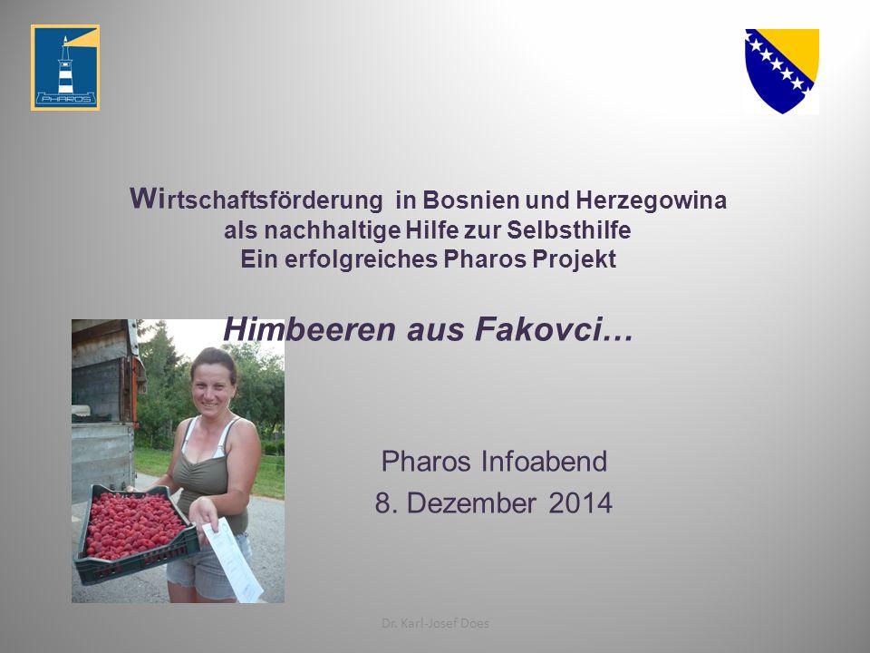 Pharos Infoabend 8. Dezember 2014