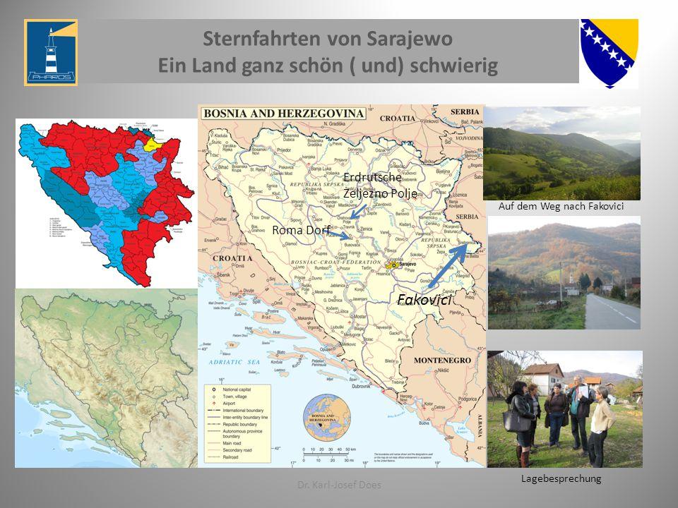 Sternfahrten von Sarajewo Ein Land ganz schön ( und) schwierig
