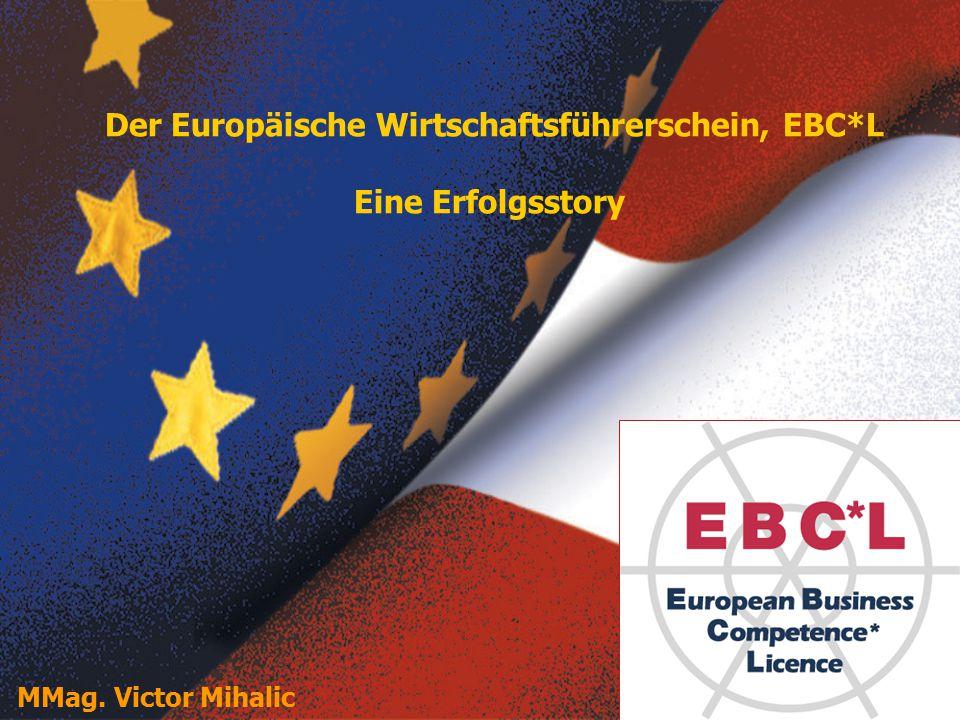 Der Europäische Wirtschaftsführerschein, EBC*L