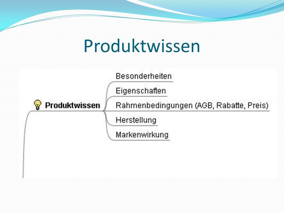 Produktwissen
