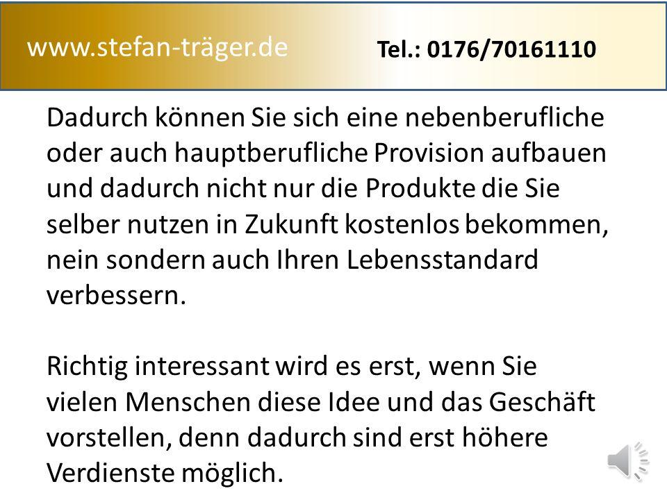 www.stefan-träger.de Tel.: 0176/70161110.