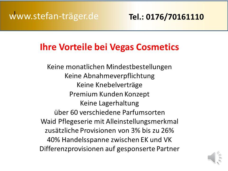 Ihre Vorteile bei Vegas Cosmetics