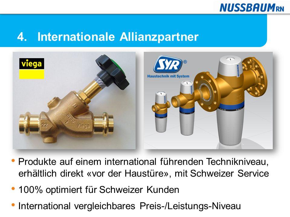 4. Internationale Allianzpartner