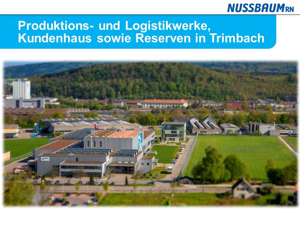 Produktions- und Logistikwerke,