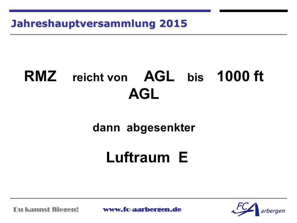 RMZ reicht von AGL bis 1000 ft AGL dann abgesenkter Luftraum E