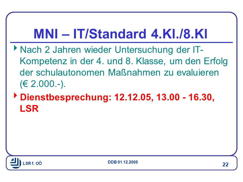 MNI – IT/Standard 4.Kl./8.Kl
