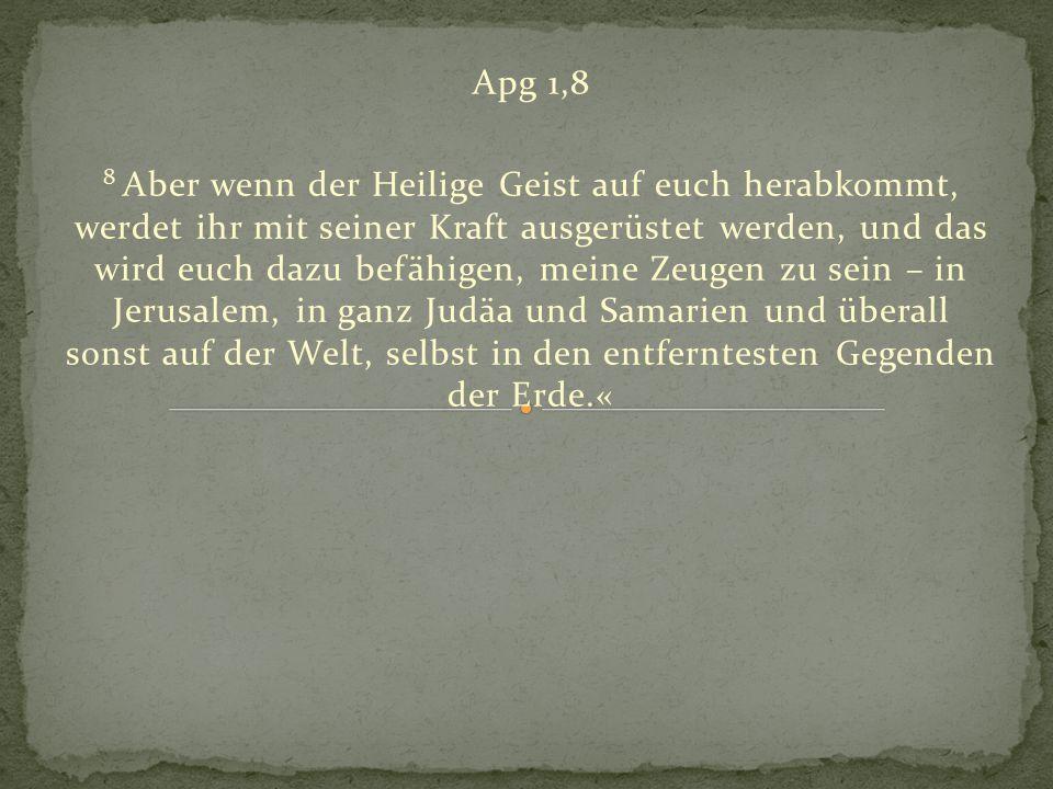 Apg 1,8