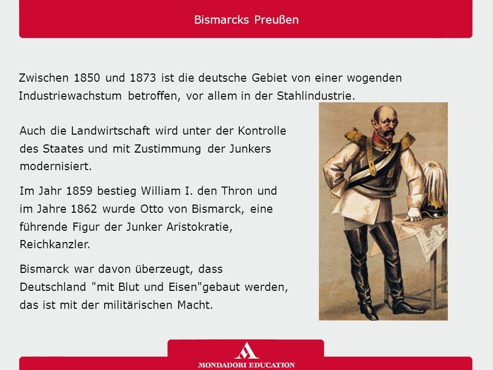 Bismarcks Preußen 03/04/12. 03/04/12.