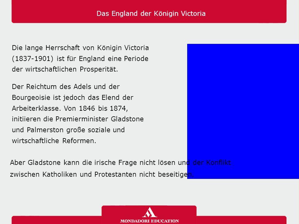 Das England der Königin Victoria
