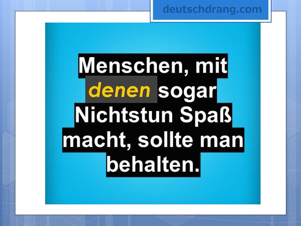deutschdrang.com denen