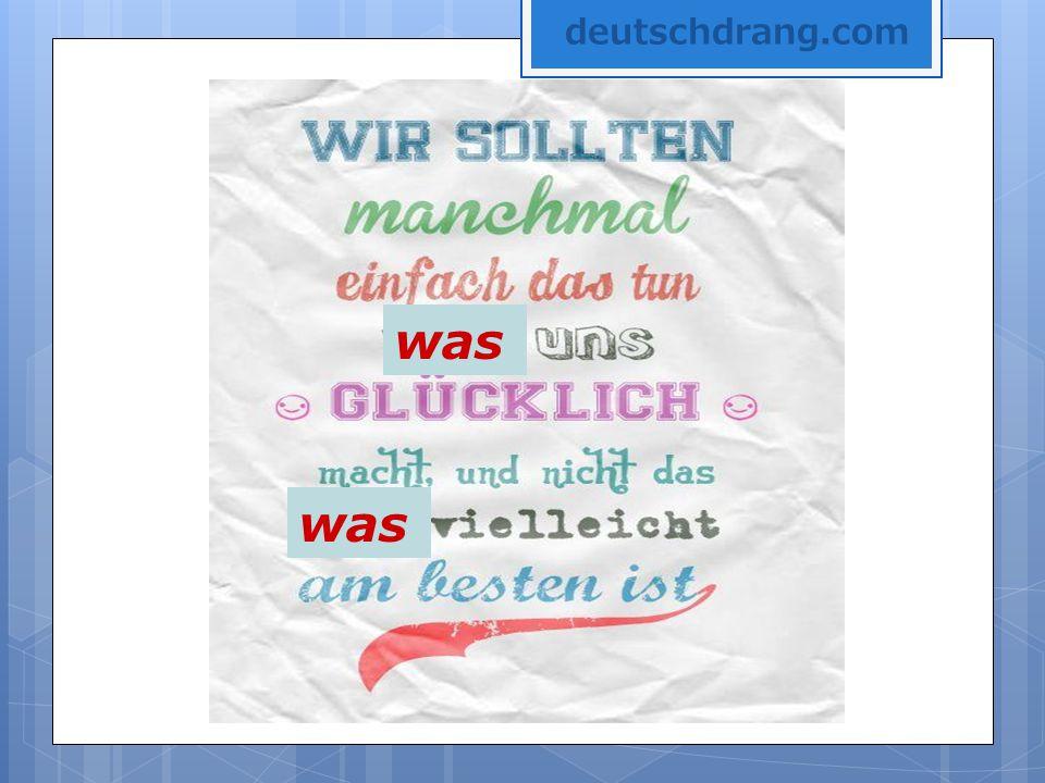 deutschdrang.com was was