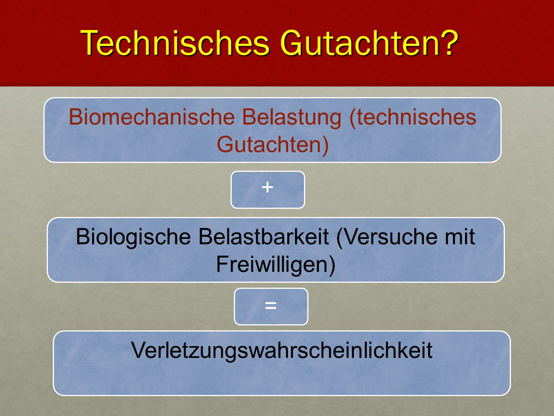 Technisches Gutachten