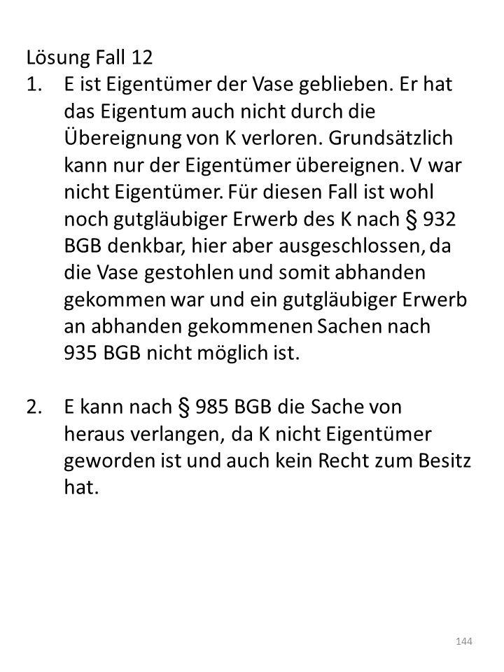 Lösung Fall 12