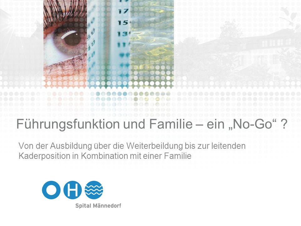 """Führungsfunktion und Familie – ein """"No-Go"""