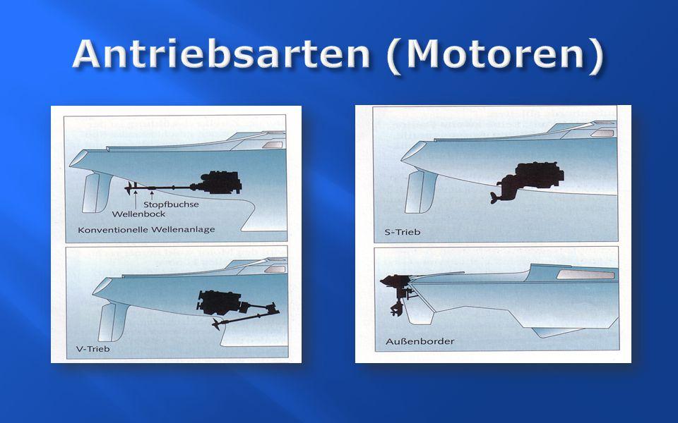 Antriebsarten (Motoren)