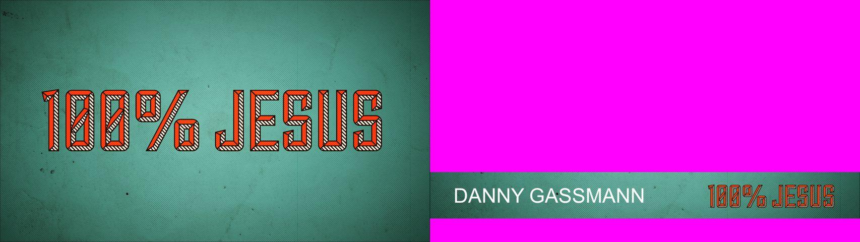 DANNY GASSMANN Serienlogo