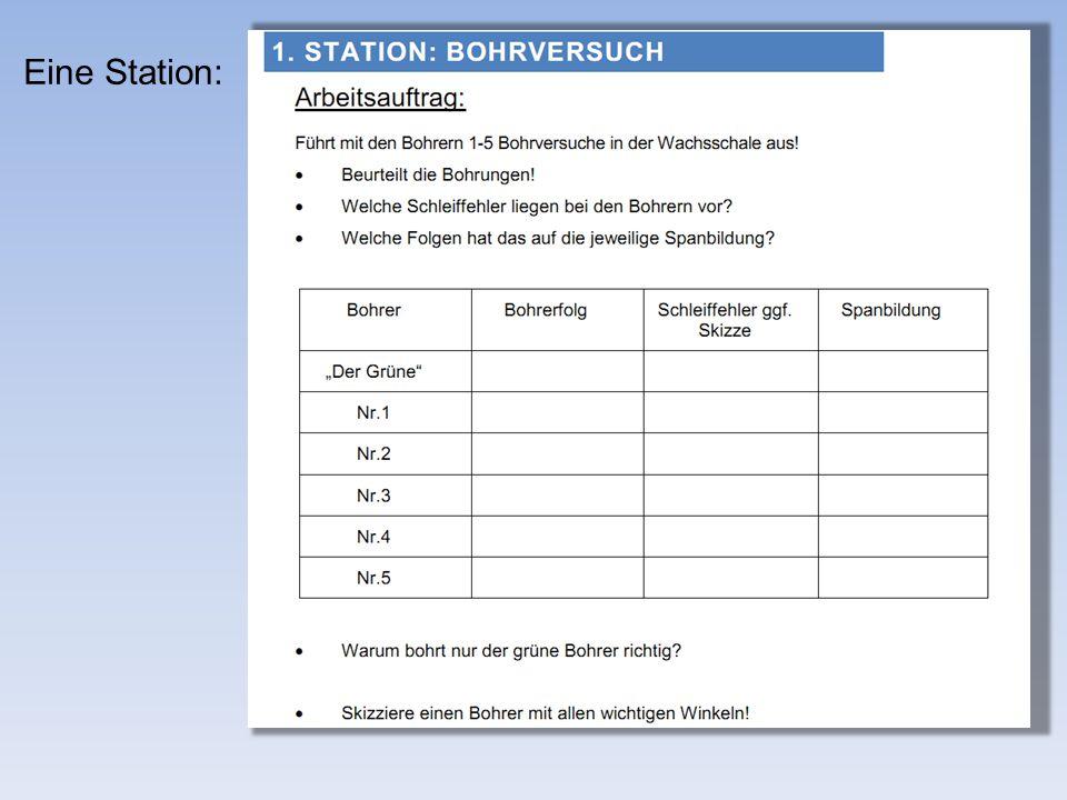 Eine Station: