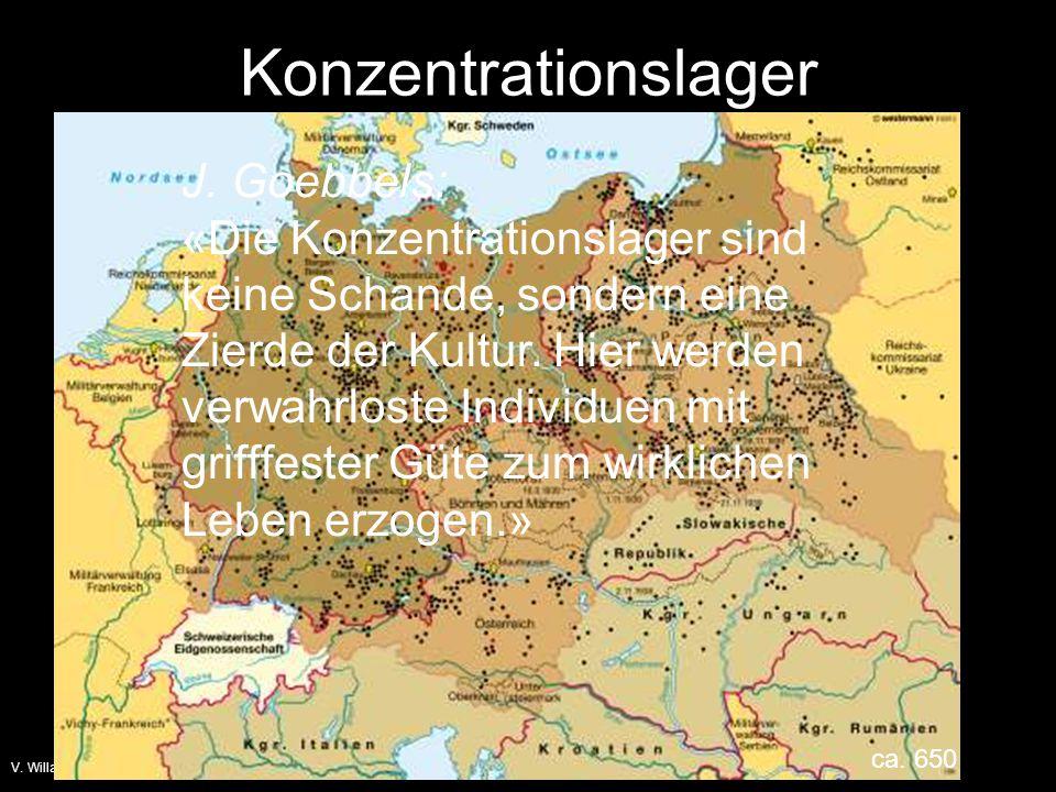 Konzentrationslager J. Goebbels: