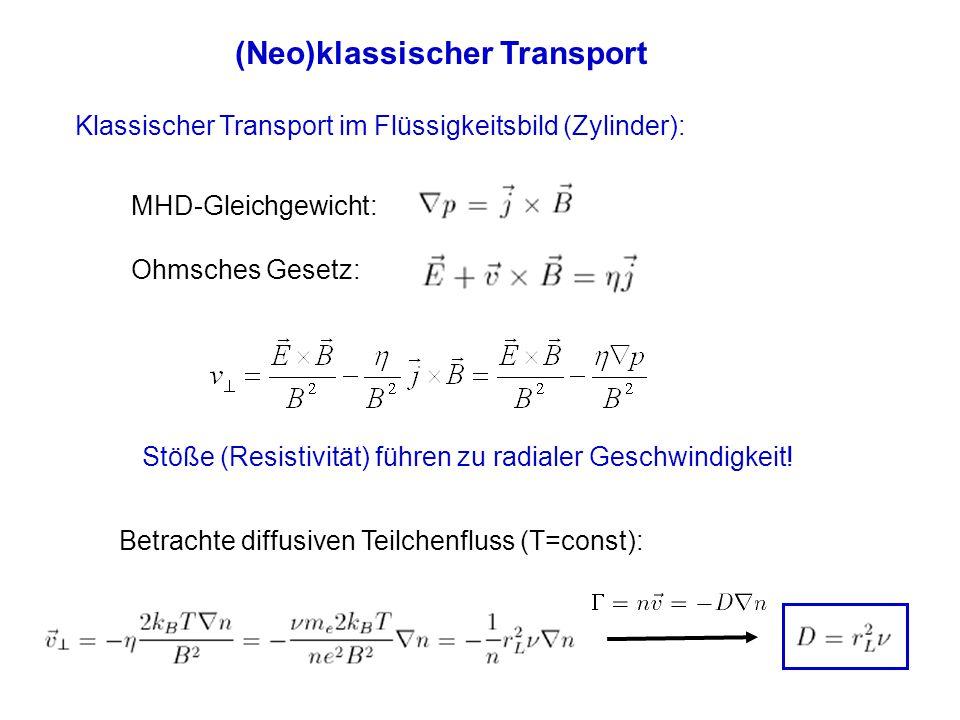 (Neo)klassischer Transport