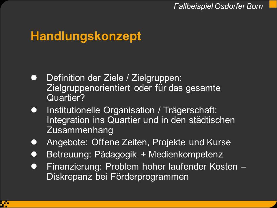 Fallbeispiel Osdorfer Born