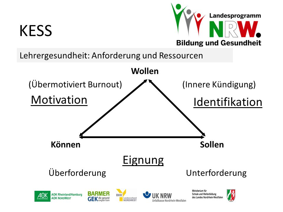 KESS Motivation Identifikation