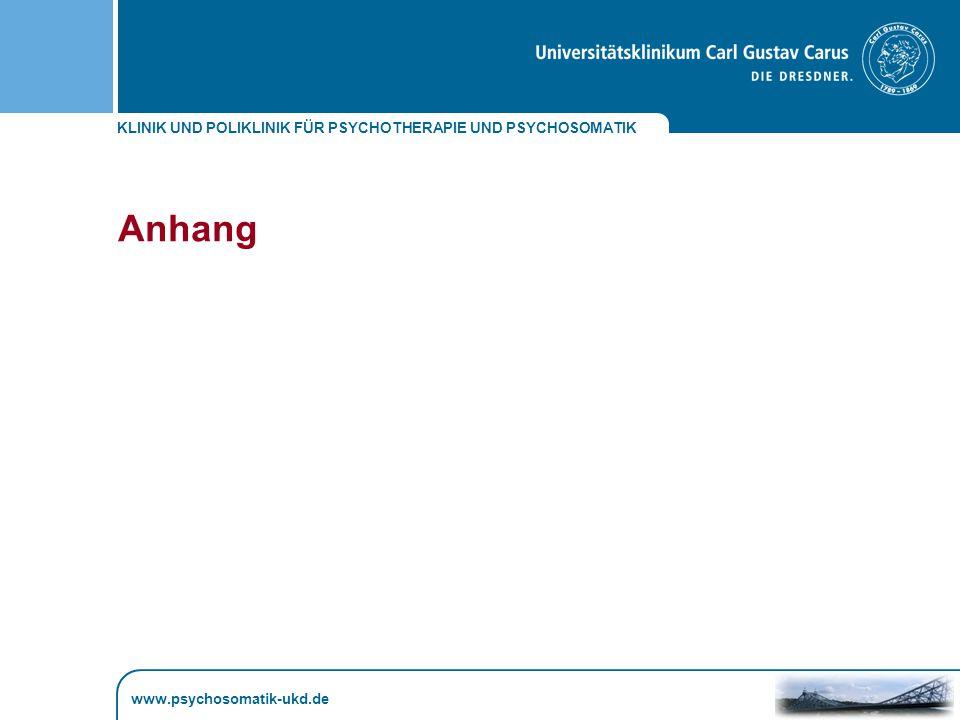 Anhang www.psychosomatik-ukd.de