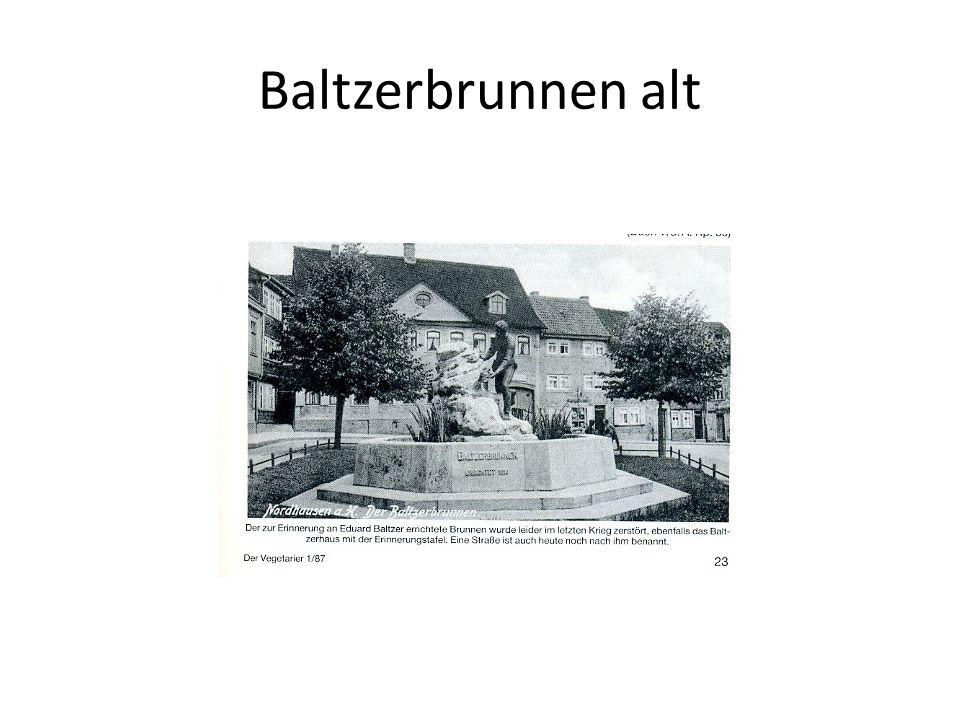 Baltzerbrunnen alt