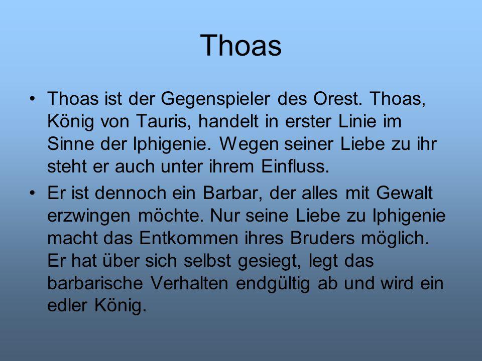 Thoas
