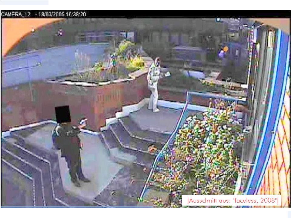 Aufgezeichnet von einer CCTV-Kamera